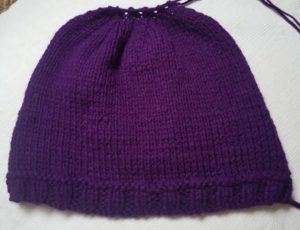 Handmade Knitted Hat Knitted Tea Cosy Main Piece Fitting in Knitting Children Quick Craft Ideas