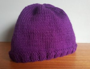 Handmade Knitted Tea Cosy Knitted Hat Fitting in Knitting Children Quick Craft Ideas