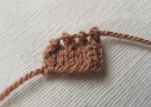 Handmade Knitted Reindeer Ear Fitting in Knitting Children Quick Craft Ideas