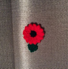 Poppy by Christine Fitting in Knitting